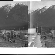 Cover image of Indian Days parade on Banff Avenue