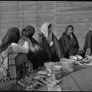 Cover image of Native women selling handicrafts