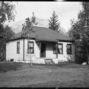 Cover image of Barnes family home in Banff