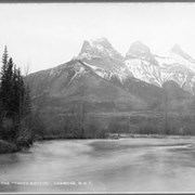 Cover image of 956. Three Sisters, Canmore, N.W.T.