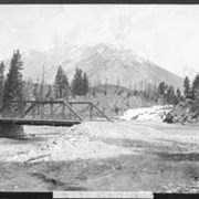 Cover image of 751. Spray Bridge and Bow Falls, Banff