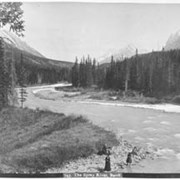 Cover image of 745. The Spray River, Banff