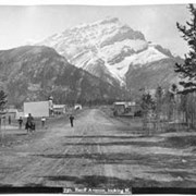 Cover image of 750. Banff Avenue, looking N