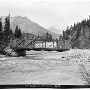 Cover image of 668. Bridge over the Spray, Banff