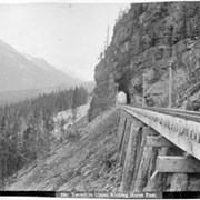 Cover image of 579. Tunnel in Upper Kicking Horse Pass