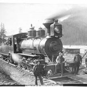 Cover image of 656. C.P.R. heavy grade Engine