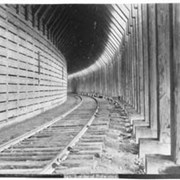 Cover image of 647. Interior of Snow-shed