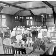 Cover image of 837. Dining Room, Glacier House, B.C.