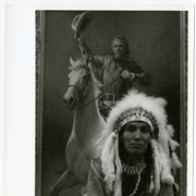 Cover image of Stoney Nakoda Members and Buffalo Bill Cast Portraits