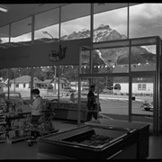 Cover image of Banff Safeway, 1964
