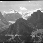 Cover image of 120. Mount Lefroy, the Beehive, Victoria Glacier & Lake Agnes (ACC?)