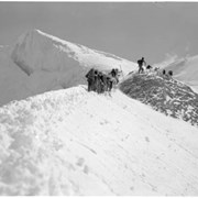 Cover image of 214. Climbing Mount Huber, E-53