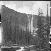 Cover image of 82. Twin Falls, Yoho Valley (ACC?)