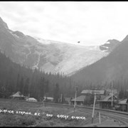 Cover image of 30. Glacier station