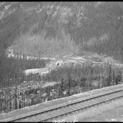 Cover image of 135. Canadian Pacific Railway set, Lower Spiral Tunnel