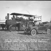 Cover image of 403. The engines used exclusively on western Canadian farms - the tractor & the automobile