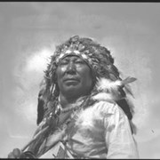 Cover image of Lazarus Dixon (Chief Red Cloud, Stoney First Nation)