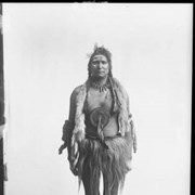 Cover image of Enos Hunter, Stoney Nakoda