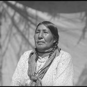 Cover image of Christine Holloway (Iskway-sis), Stoney Nakoda
