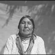 Cover image of Christine Holloway (Isk-way-sis), Stoney Nakoda