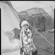 Cover image of Bill McLean, Stoney Nakoda
