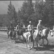 Cover image of Banff Indian Days parade