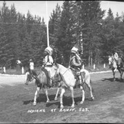 Cover image of 523. Indians at Banff