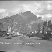 Cover image of 598. Banff Avenue, Cascade Mountain