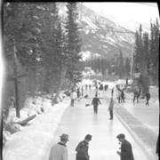 Cover image of Banff Winter Carnival, curling