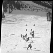Cover image of 884. At Mt. Norquay ski camp