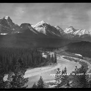 Cover image of 379. On Road to Lake Louise
