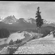 Cover image of 378. On Road to Lake Louise