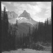 Cover image of 730. Cathedral Peak from Yoho Road