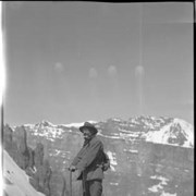 Cover image of 336. Longstaff on Sentinel Pass, ACC