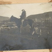 Cover image of Personal scrapbook, early Banff and Morley