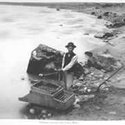 Cover image of 272. Chinaman washing gold, Fraser River