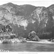 Cover image of 98. Lady Franklin Rock and Fraser Canyon, Yale