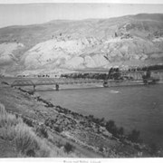 Cover image of 65. Wagon road bridge, Ashcroft