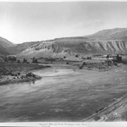 Cover image of 68. Harper's Mill and South Thompson River, above Ashcroft