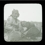 Cover image of Betsey Twoyoungmen, Stoney Nakoda
