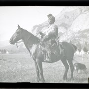 Cover image of Dan Wildman Sr. Stoney Nakoda