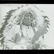 Cover image of Ben Kaquitts (Mi-hra-ge)(Carries-a-knife) Stoney Nakoda