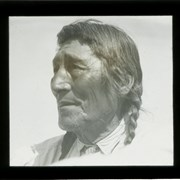 Cover image of David Bearspaw, Stoney Nakoda