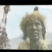 Cover image of Lazarus Dixon (Oh-ha-thi-sha) (Red Cloud), Stoney Nakoda
