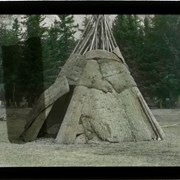Cover image of Spruce Bark Tipi