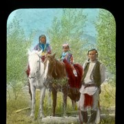 Cover image of Stonies [Stoney First Nations] on Kootenai [Kootenay] Plains
