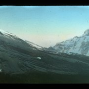 Cover image of Nashan-esen [Watchman] Peak from Thompson Pass