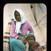 Cover image of [Unidentified woman and child]
