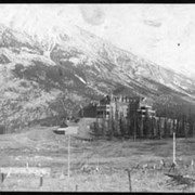 Cover image of 544. C.P.R. Hotel, Banff (from the west)