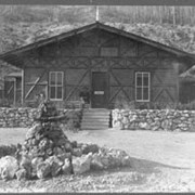 Cover image of 646. Cave Lodge, at the Fairy Cave, Banff